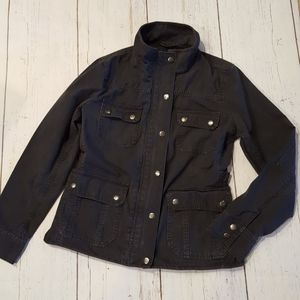 Kut from the kloth military style womans jacket